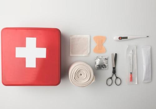 Primeiros Socorros - Acidentes em domicílio o que fazer?