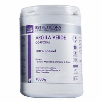 imagem Argila Verde Corporal - Esthetic Spa - 1 kg - WNF