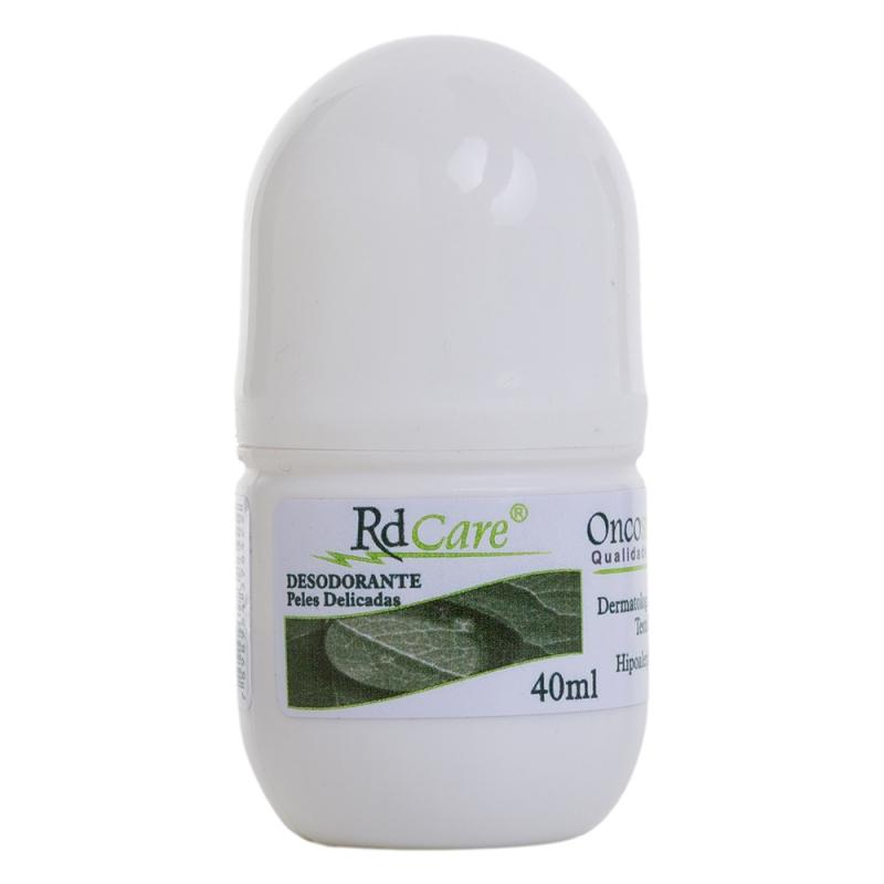 imagem Desodorante para Peles Delicadas - 40 ml - Oncosmetic
