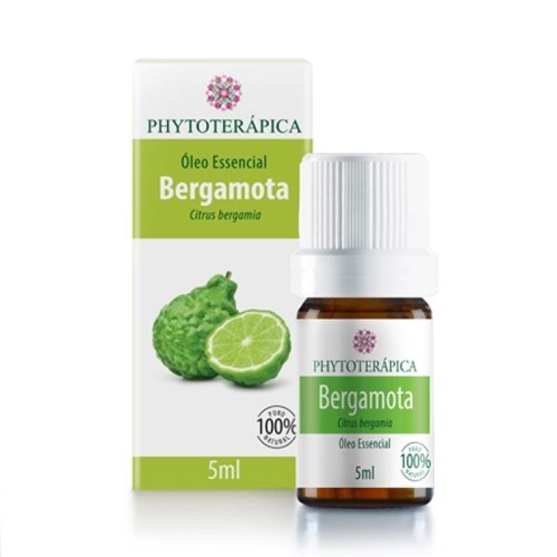 imagem Óleo Essencial Bergamota - 5 ml - Phytoterapica